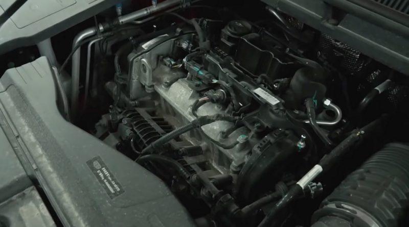 Двигатель в Geely Coolray