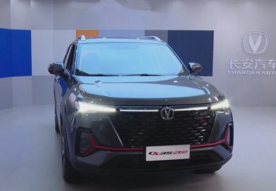 Changan CS35 Plus 2021 года